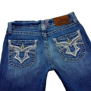 Big Star for Buckle Mens Jeans Pioneer Boot Cut